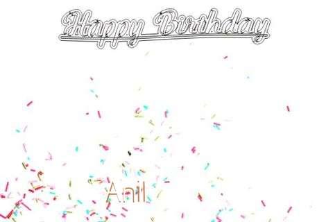 Happy Birthday to You Anil