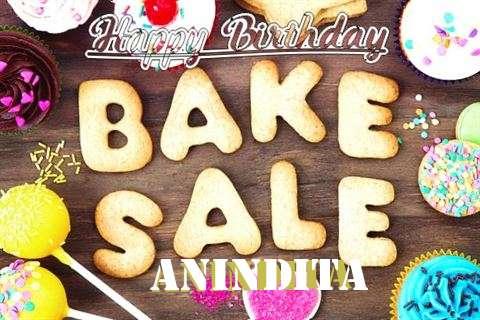 Happy Birthday Anindita