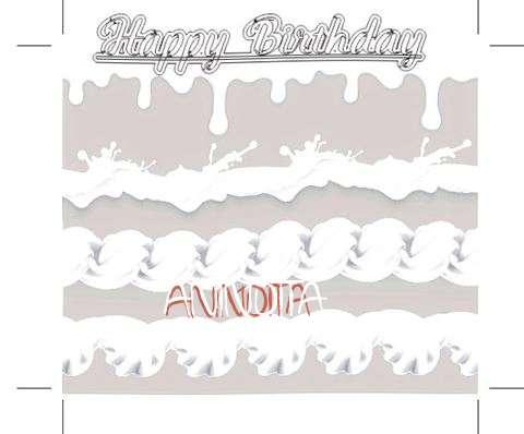 Anindita Birthday Celebration