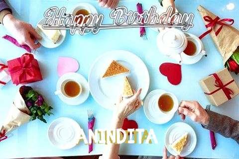 Wish Anindita