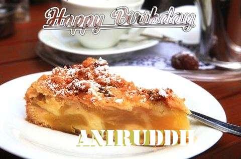Happy Birthday Aniruddh