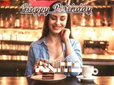 Birthday Images for Anita