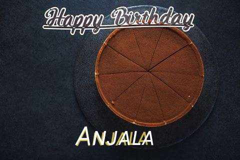 Happy Birthday to You Anjala
