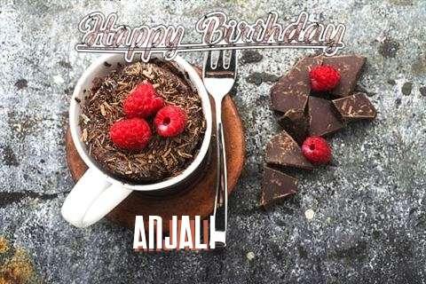 Happy Birthday Wishes for Anjali
