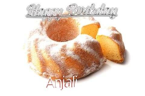Happy Birthday to You Anjali