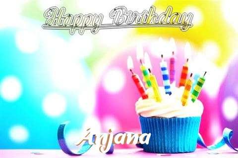 Happy Birthday Anjana