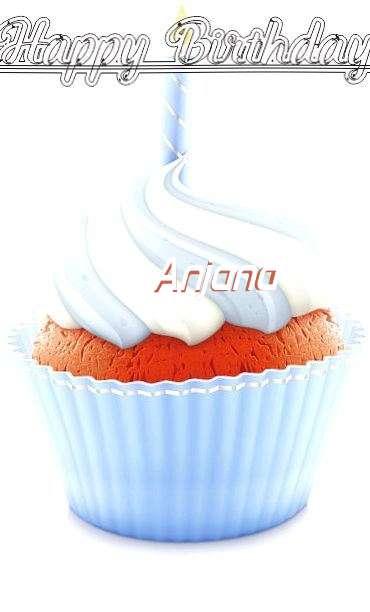 Happy Birthday Wishes for Anjana