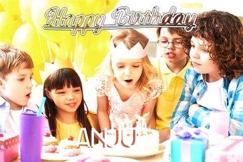 Happy Birthday to You Anju