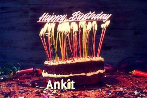 Happy Birthday to You Ankit