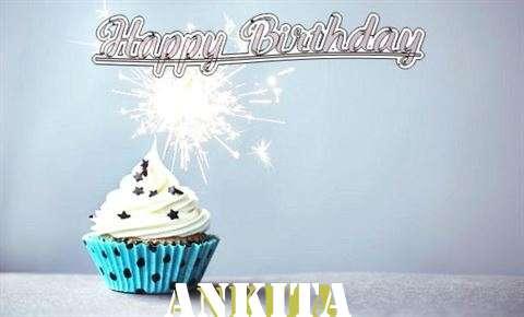 Happy Birthday to You Ankita