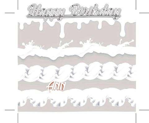 Ann Birthday Celebration