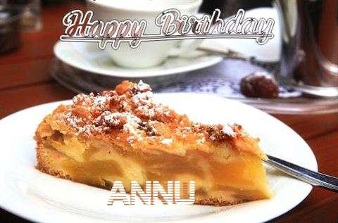 Happy Birthday Annu