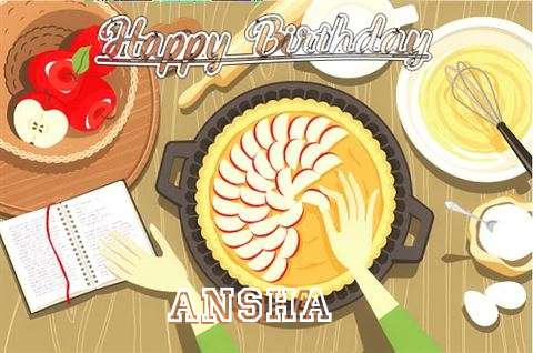 Ansha Birthday Celebration