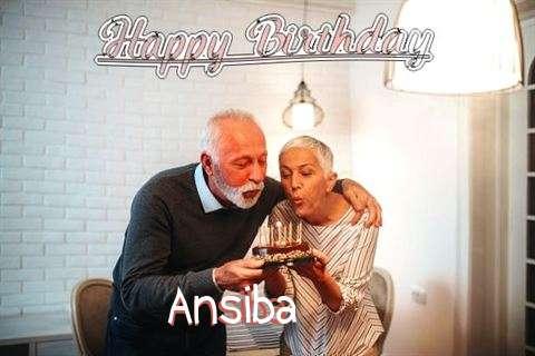Ansiba Birthday Celebration
