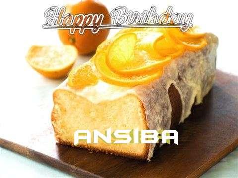 Ansiba Cakes