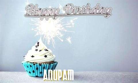 Happy Birthday to You Anupam