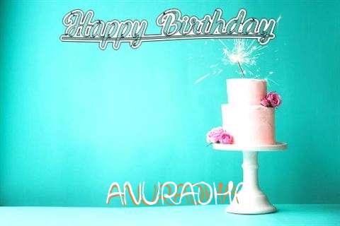 Wish Anuradha