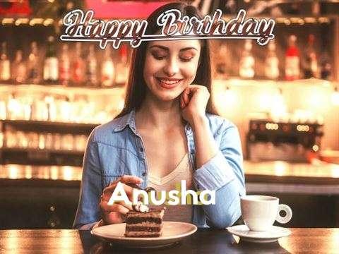 Birthday Images for Anusha
