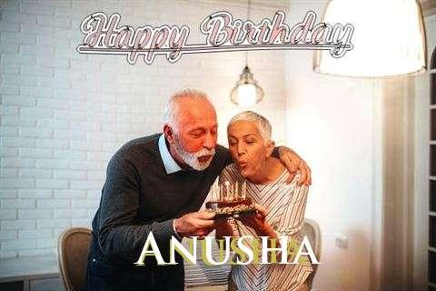Anusha Birthday Celebration