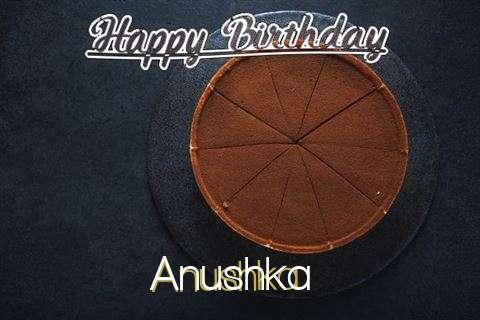 Happy Birthday to You Anushka