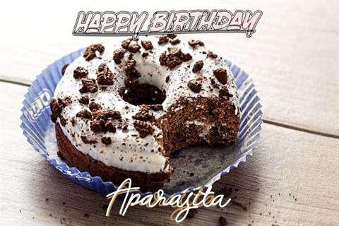 Happy Birthday Aparajita