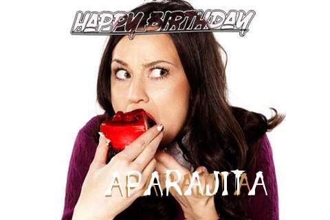 Happy Birthday Wishes for Aparajita