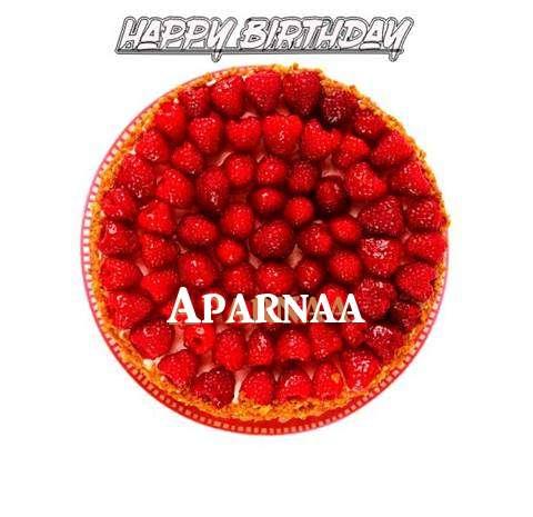 Happy Birthday to You Aparnaa