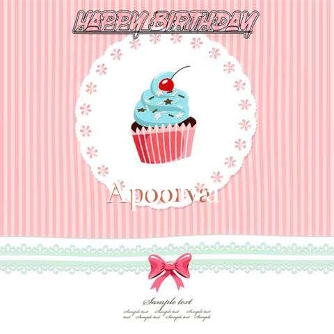 Happy Birthday to You Apoorva