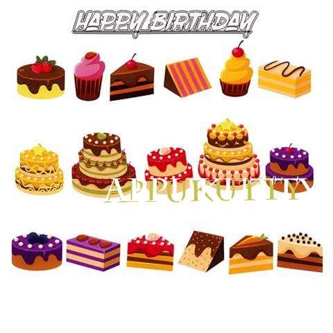 Happy Birthday Appukutty Cake Image