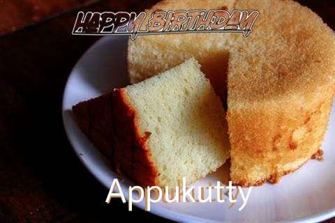 Happy Birthday to You Appukutty