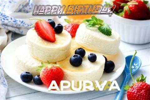 Happy Birthday Wishes for Apurva