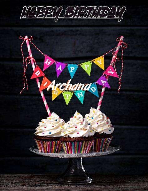 Happy Birthday Archana