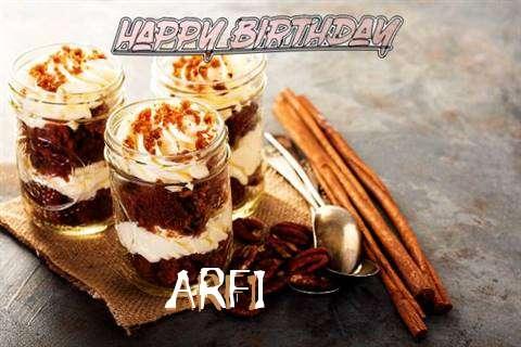 Arfi Birthday Celebration
