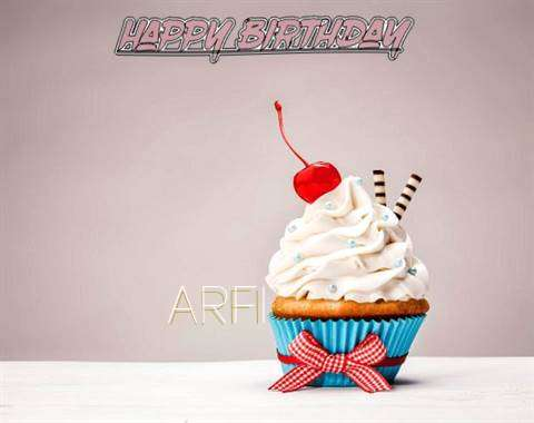 Wish Arfi