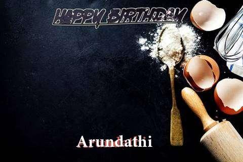 Birthday Wishes with Images of Arundathi