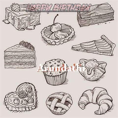 Happy Birthday to You Arundathi