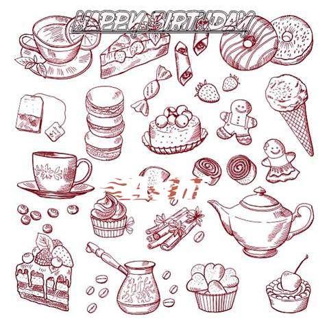 Happy Birthday Wishes for Ashi