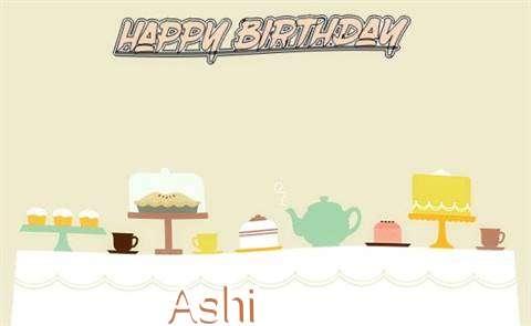 Ashi Cakes