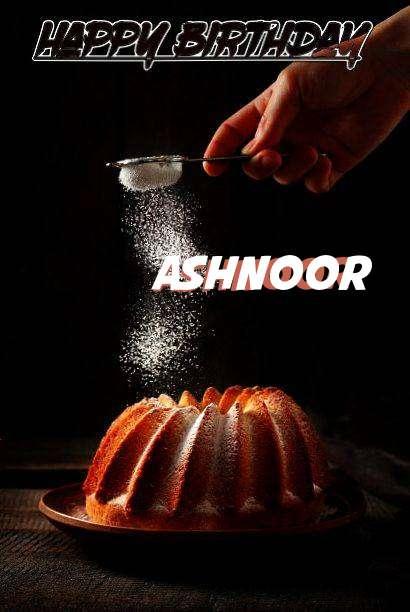 Birthday Images for Ashnoor