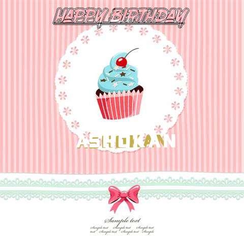 Happy Birthday to You Ashokan