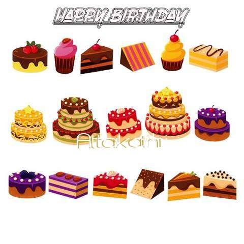 Happy Birthday Attakathi Cake Image