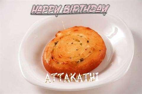 Happy Birthday Cake for Attakathi