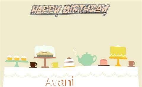 Avani Cakes