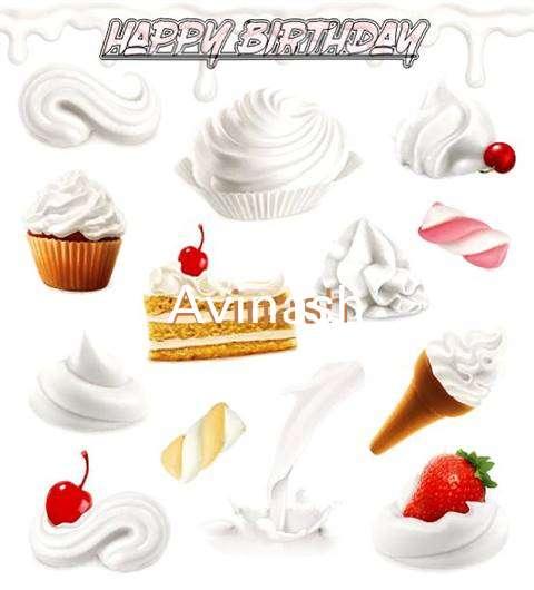 Birthday Images for Avinash