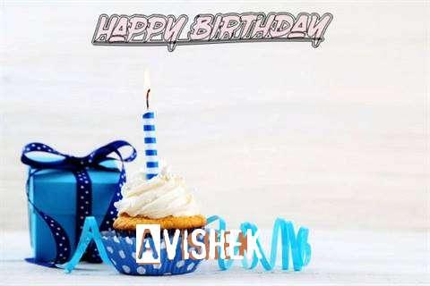 Birthday Wishes with Images of Avishek