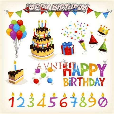 Birthday Images for Avneet