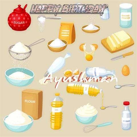 Birthday Images for Ayushman