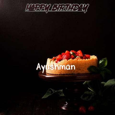 Ayushman Birthday Celebration