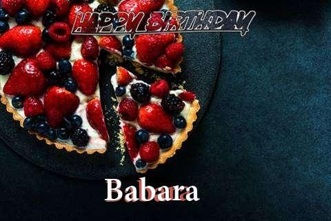 Babara Birthday Celebration