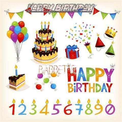 Birthday Images for Babbette